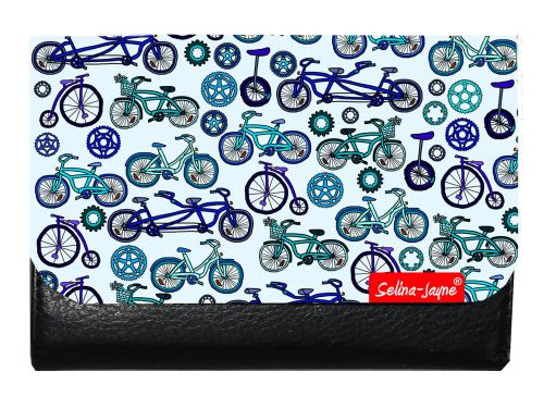 Selina-Jayne Bicycles Limited Edition Designer Small Purse